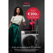 AEG Ici Paris Actie UniversalDose