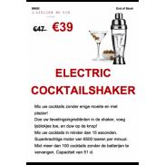 L'Atelier Du Vin: Shaker