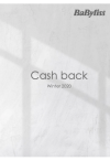 Babyliss Cashback