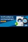 Beko: Cashback Warmtepompdrogers