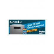 Beko AutoDose: 1 jaar gratis Finish Power Gel