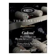Boretti Batibouw 2021: wijnklimaatkast