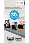 Ontbijt: Tot €30 cashback