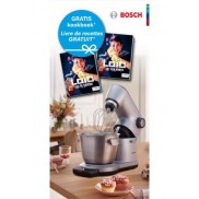 Bosch Keukenrobot: kookboek gratis