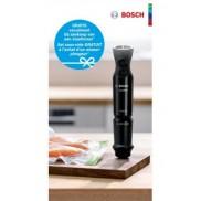 Bosch Staafmixer: gratis vacuümset