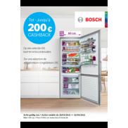 Bosch Koel- en Vriescombinatie XXL: Lenteactie