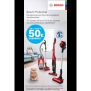 Bosch ProAnimal: Tot €50 cashback