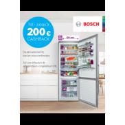 Bosch Koel- en Vriescombinatie XXL: Herfstactie