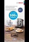 Bosch keukenrobot: Tot €100 cashback