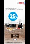 Bosch Grill/Vleesmolen: Tot €25 cashback