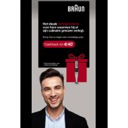 Braun: Cashback Staafmixers