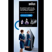 Braun: Cashback Strijkijzers