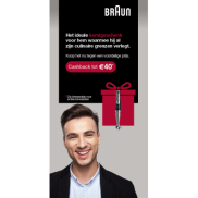 Braun MultiQuick: Tot €40 cashback