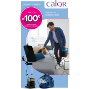 Calor: Linen Care cashback