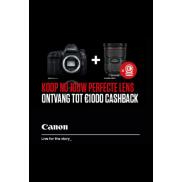 Canon: Lens Cashback