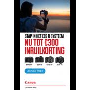 Canon EOS-R Promotie