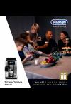 De'Longhi: PrimaDonna 3 Jaar garantie + koffieworkshop