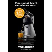 The juicer cashback