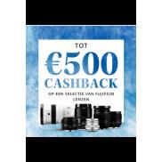 Cashback Fujifilm