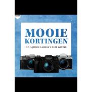 Fujifilm: X-T3, X-T30 en X-T4 promo