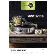 Greenpan: Stoofpannen