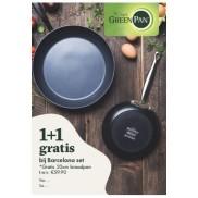Greenpan Barcelona set 20/28cm