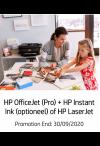 HP: Cashback OfficeJet (Pro) of LaserJet
