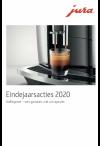 Jura: Eindejaarsactie 2020