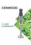 Kenwood TriBlade staafmixer: Tot €25 cashback