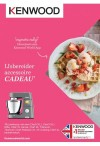Kenwood keukenrobot: Ijsbereider accessoire cadeau