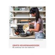 Bakvorm: gratis keukenhanddoek