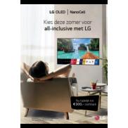LG: Summer cashback TV