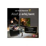 LG: Cashback TV & GX Soundbar