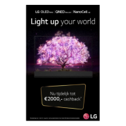 LG Cashback Light up your World