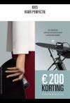 Laurastar Strijksysteem Smart: 200€ korting