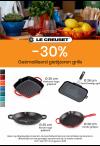 Le Creuset: Gietijzer BBQ