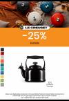 Fluitketel 2,1L: 25% korting
