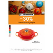 Le Creuset Campagnard