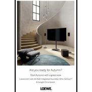 Loewe: Actiefolder sept-okt 2020