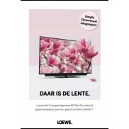 Loewe Lente actie