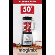 Magimix: €50 aan geschenken bij aankoop blender