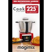 Magimix: €225 aan geschenken bij aankoop Cook Expert