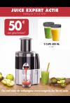 Magimix: €50 aan geschenken bij aankoop van Juice Expert
