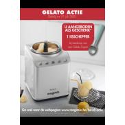 Magimix Gelato Expert: gratis ijsschepper