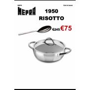 Mepra: 1950 Risotto
