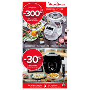 Moulinex: Cashback Companion, Blenders & Cookeo