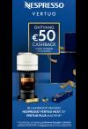 Nespresso: Cashback Vertuo
