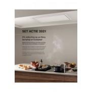 Novy Set actie 2021: 5% setkorting op dampkap en kookplaat