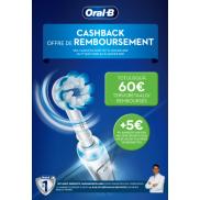 Oral-B: Cashback
