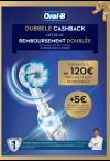 Oral-B: Dubbele cashback